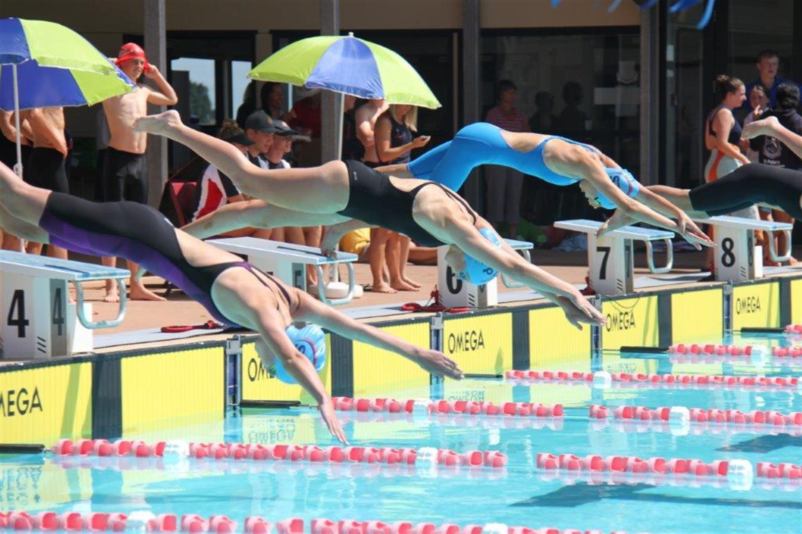 Two Records Smashed at Swimming Sports