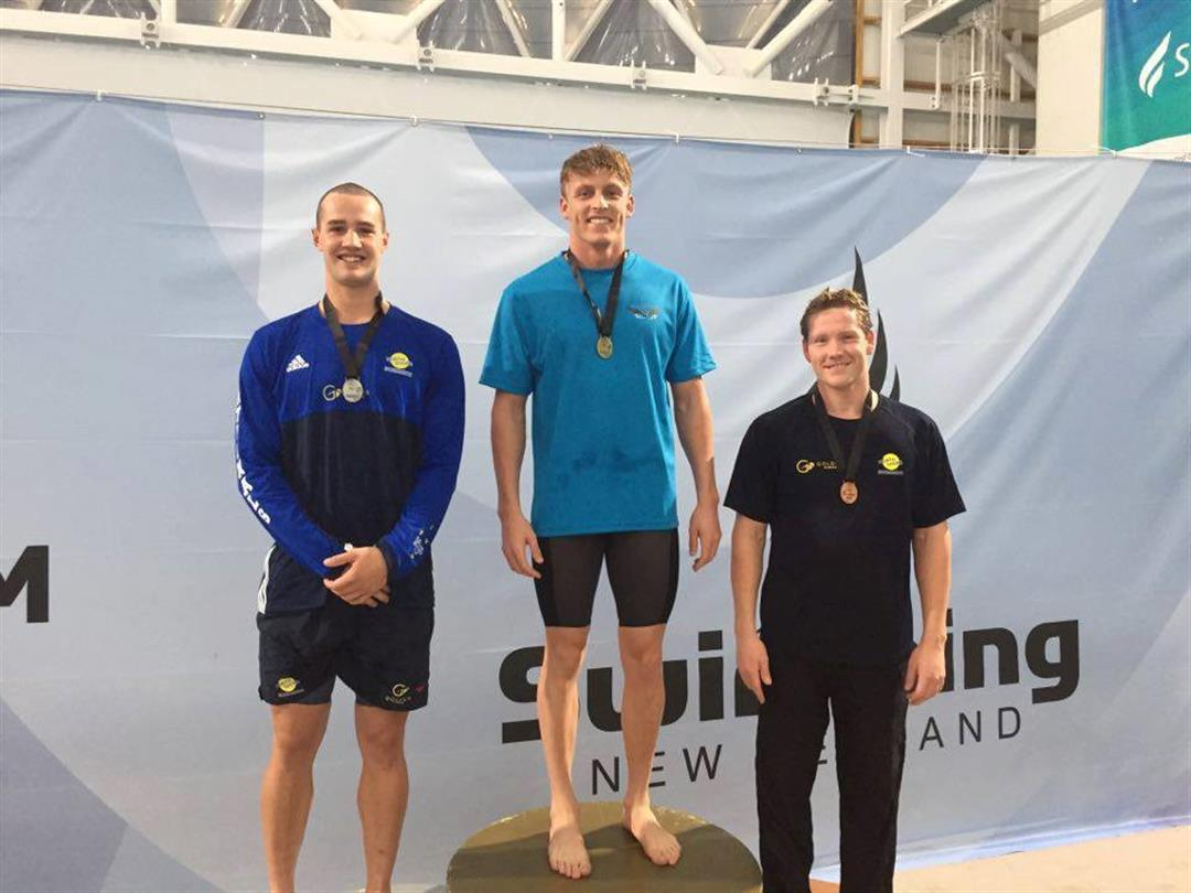Sam Perry Qualifies for World Swimming Championships
