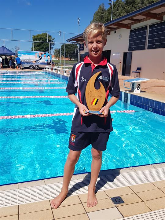 Success for St Peter's Swimmers